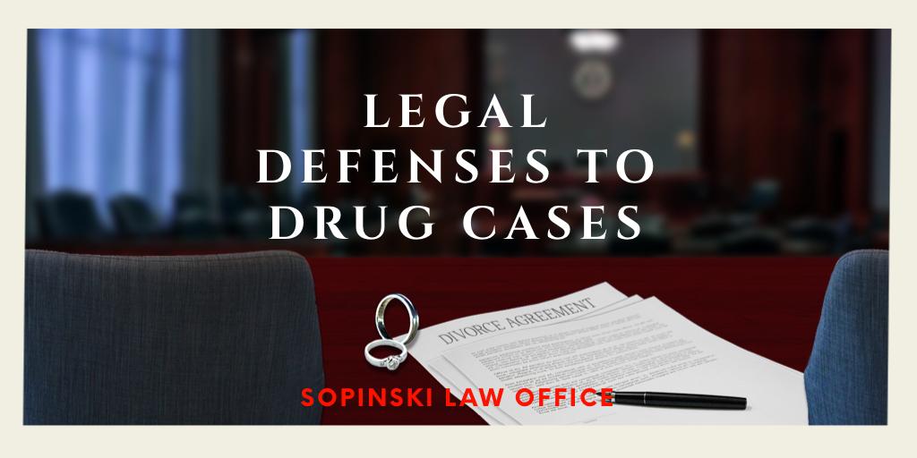 Legal Defenses to Drug Cases in Nebraska