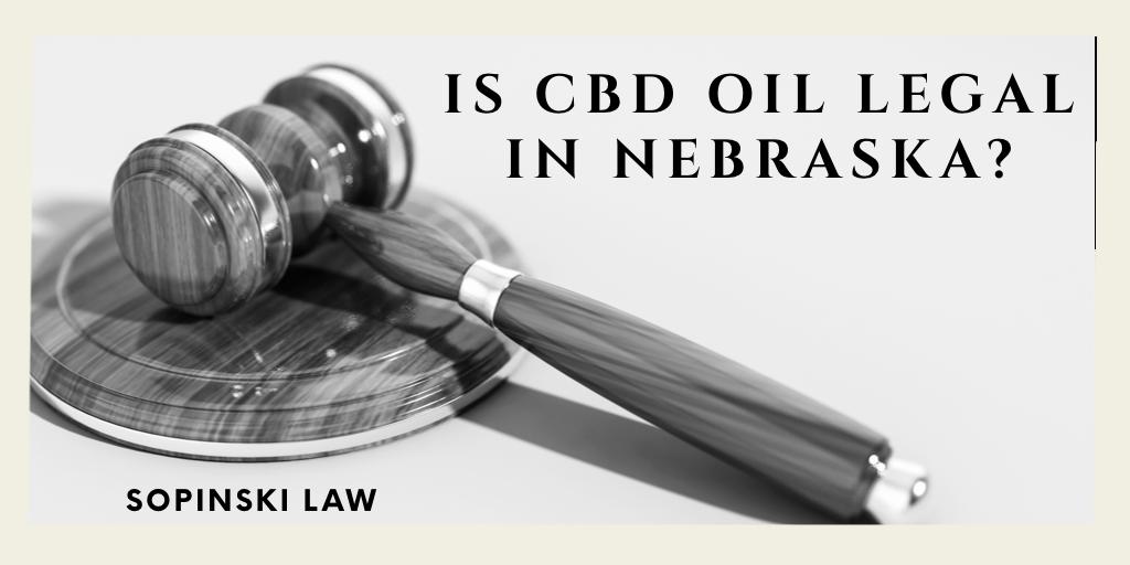 Is CBD Oil Legal in Nebraska